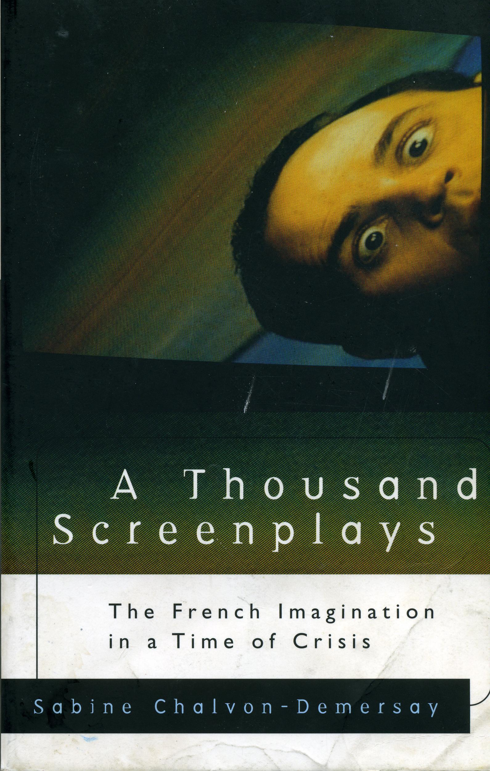 Thousand Screenplays. The french imagination in a time of crisis