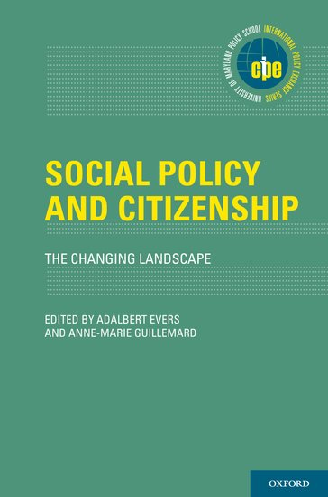 Social Policies and Citizenship