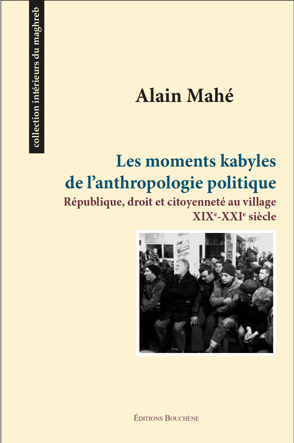 Les moments kabyles de l'anthropologie politique